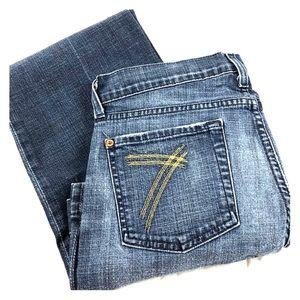 7FAM Dojo Jeans 27